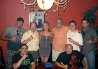 Cigar Cave Radio Hosts/Bloggers