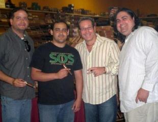 Alan Rubin - Alec Bradley Event @ Cigar Cave