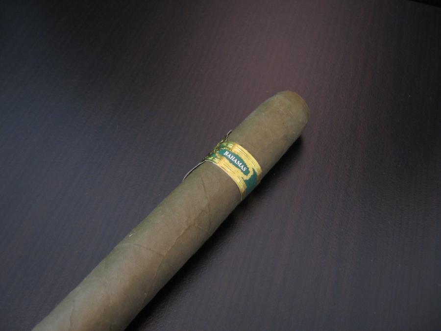 Graycliff Emerald Shaggy - Back Label v2